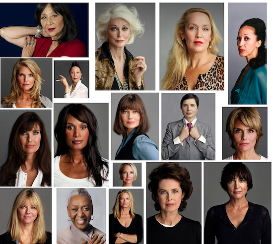 About Face: Supermodels Then and Now. Regie: Timothy Greenfield-Sanders. USA, 2012. Foto: HBO.